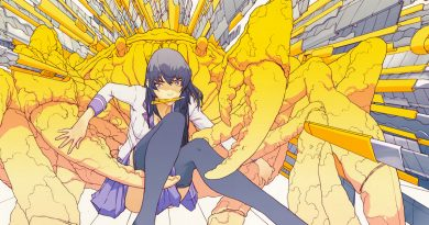 Bakemonogatari variant star comics